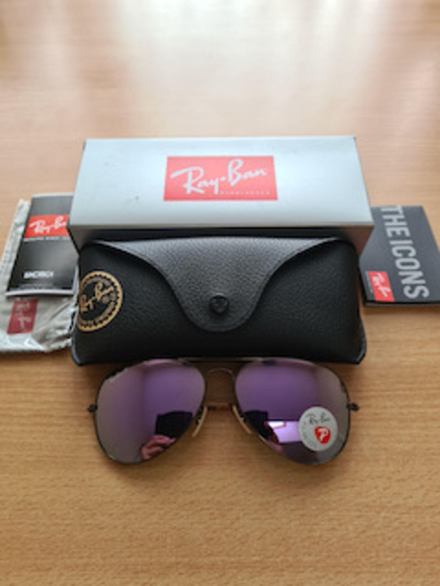 Ray Ban Sunglasses ORB3025 167/4K 3P
