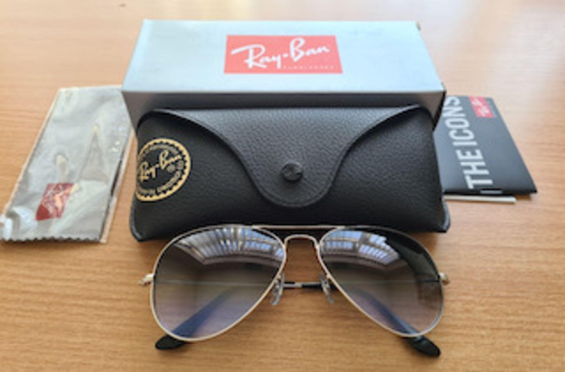 Ray-Ban Sunglasses ORB3025 003/32 2N