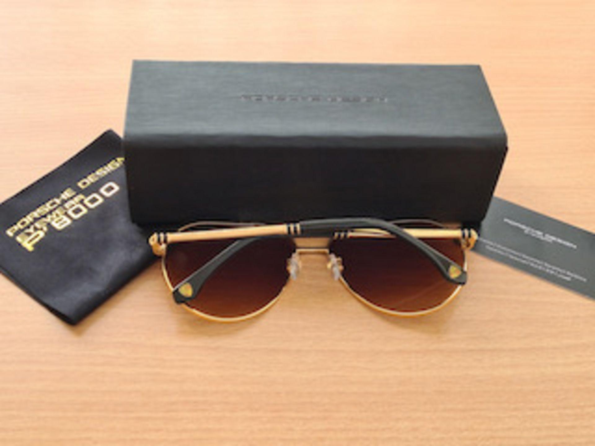 Porsche Design P8911 Unisex Sunglasses - Image 2 of 2