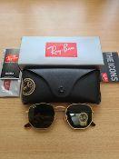 Ray Ban Sunglasses ORB3548N 001 3N