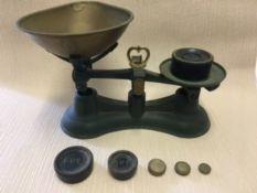 Kitchen Scales, Salter No 56