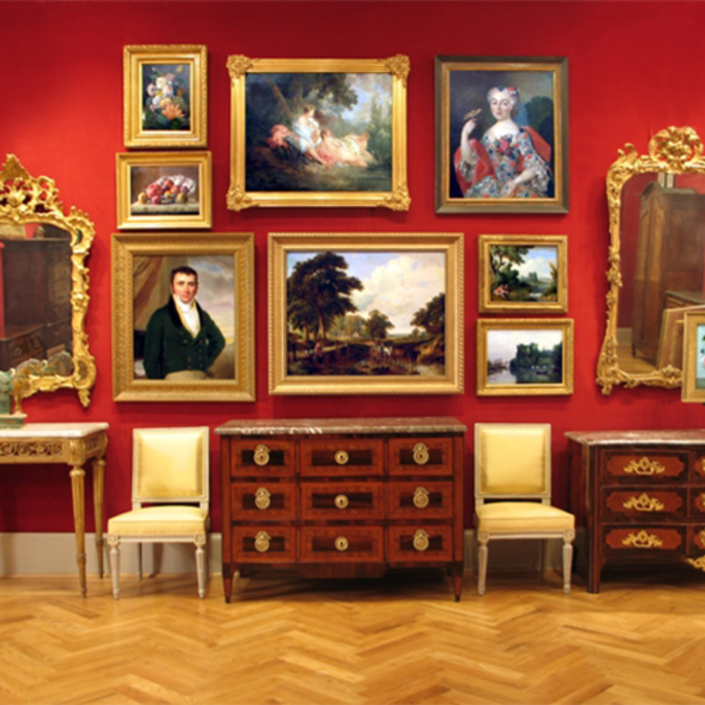 Jewellery, Collectables, Fine Art & Antiques - Collective