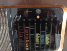 Vintage Wooden Radio (Dundrum) Dublin PYE Radio