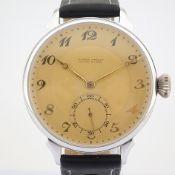 Ulysse Nardin / Locle Suisse Marriage Watch - Gentlmen's Steel Wrist Watch