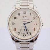 Longines / Master Collection L26764 - Gentlmen's Steel Wrist Watch