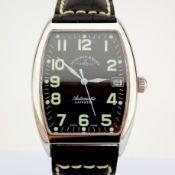 Zeno-Watch Basel / 2934 - Gentlmen's Steel Wrist Watch