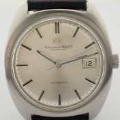 IWC / 1975 Automatic - Gentlmen's Gold/Steel Wrist Watch