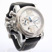 Graham / Chronofighter RAC Trigger - Gentlmen's Steel Wrist Watch