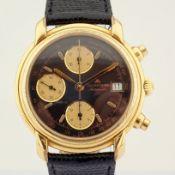 Maurice Lacroix / Les Mecaniques - Chronograph - Gentlmen's Steel Wrist Watch