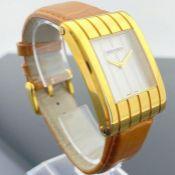 Boucheron / Reflet - Unisex Steel Wrist Watch