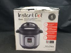 Instant Pot Duo 7 in 1 Multi Use Programmable Pressure Cooker