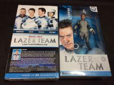 BRAND NEW STOCK 2x Rooster Teeth Lazer Team Hagan Figurine