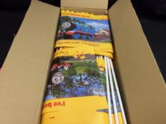 BRAND NEW STOCK Box of 100 Thomas The Tank Engine Flags