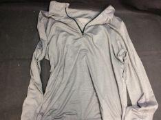 BRAND NEW STOCK Ning Grey Sports Jumper Size L
