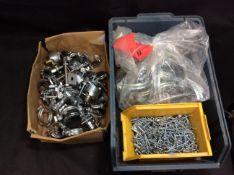 2x Boxes of Mixed Screws Etc as Pictured