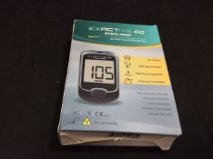 MicroTech Medical Exactive EQ Impulse Blood Glucose Meter
