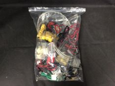 Bag of Mixed Test Equipment Items