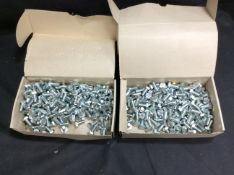 2x Boxes of Metal Mate m10x20 High Tensile Hex Set Screws