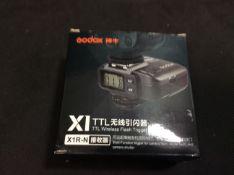 Godox TTL Wireless Flash Trigger X1R-N