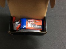 S-erc Lipo Batteries 1050mAh XEC0003