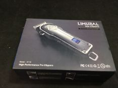 Limural High Performance Pro Hair Clippers K11S