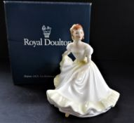 Royal Doulton Porcelain Figurine 'Ninette'