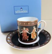 Wedgwood Etruscan Dance Cup and Saucer