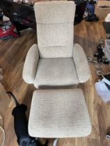 19080's reclining chair by Charisma