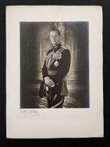 Royal Photographer Anthony Buckley signed photo of H.R.H. Duke of Edinburgh