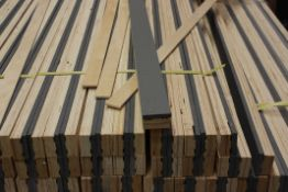 20no. Sports floor battens, 76lm,20mm thick (for 25sqm sports flooring) HW5614