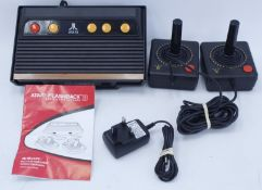 Atari Flashback 3 Classic Games Console With 60 Built In Games