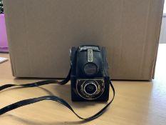 Barnet Ensign Ful-Vue Box Camera Vintage