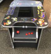 Brand New Arcade Machine, 60 Classic Games