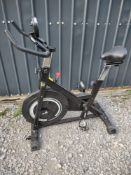 Pallet to contain OnetwoFit spinning Bike – Grade U - Approx. RRP £230