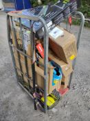 Pallet to contain Various Sporting Items – Grade U - Approx. RRP £1236