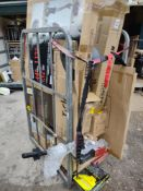 Pallet to contain Various Sporting Items – Grade U - Approx. RRP £897