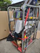 Pallet to contain Various Sporting Items - Grade U - Approx. RRP £767