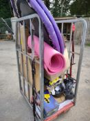 Pallet to contain Various Sporting Items – Grade U - Approx. RRP £740
