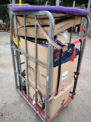 Pallet to contain Various Sporting Items – Grade U - Approx. RRP £962