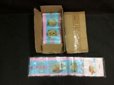 2x Boxes of 48 Cat And Dog Party Banners (96 Total)