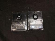 2x Xoss Speed/Cadence Sensor