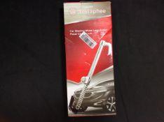 Tevlaphee Car Steering Wheel Lock Brake/Pedal/Clutch Lock