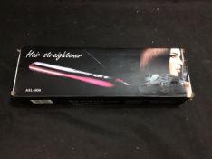 Hair Straightener ASL-908
