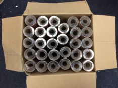 Box of 29 Rolls of High School Musical Wrapping Paper