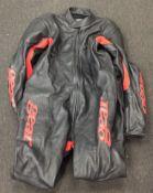 Gear Full Motorbike Leather Suit Size 48