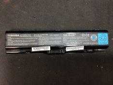 Toshiba Li-ion Battery Pack Model PA3534U-1BRS