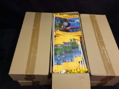 6x Boxes of 100 Thomas The Tank Engine Flags (600 Total)