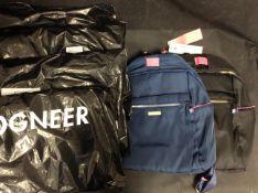 6x Ogneer Bagpacks (Mixed Colours)