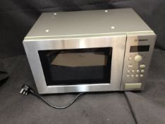 Bosch Microwave Model HMT75M451B