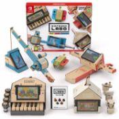 (R14A) 1x Nintendo Switch Nintendo Labo Toy-Con 01 (Variety Kit Multi-Kit). RRP £48.99. New, Sealed